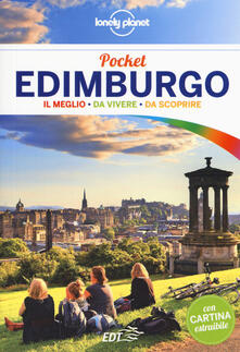 Edimburgo. Con carta estraibile - Neil Wilson - copertina