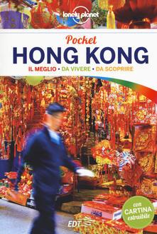 Hong Kong. Con cartina - Piera Chen,Emily Matchar - copertina