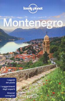 Montenegro - Peter Dragicevich,Tamara Sheward - copertina