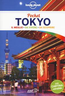 Tokyo. Con carta estraibile - Rebecca Milner,Simon Richmond - copertina