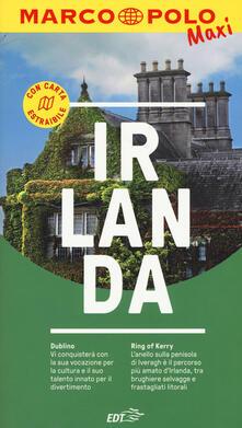 Irlanda. Con atlante stradale - copertina