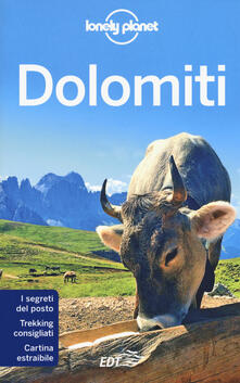 Dolomiti. Con cartina - Giacomo Bassi,Denis Falconieri,Piero Pasini - copertina