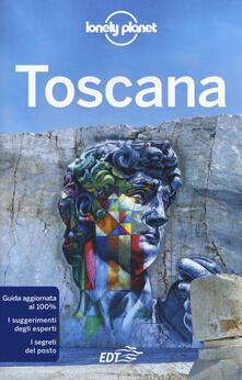 Toscana. Con cartina - Giacomo Bassi,Anita Franzon,Adriana Malandrino - copertina