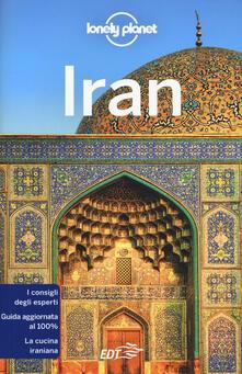 Iran - Simon Richmond,Jean-Bernard Carillet,Mark Elliott - copertina
