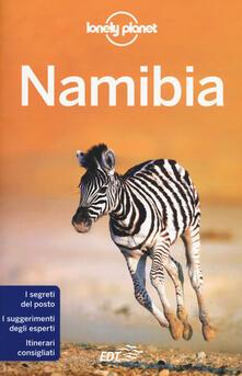 Namibia - Anthony Ham,Trent Holden - copertina