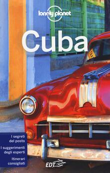 Cuba - Brendan Sainsbury,Carolyn McCarthy - copertina