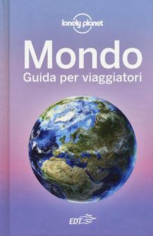Mondo. Guida per viaggiatori - copertina
