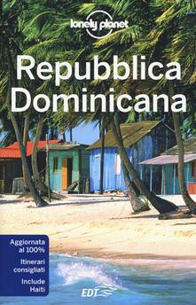 Repubblica Dominicana - Ashley Harrell,Kevin Raub - copertina