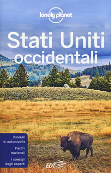 Stati Uniti occidentali - copertina