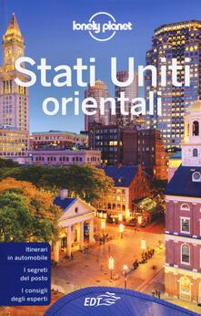 Stati Uniti orientali - copertina