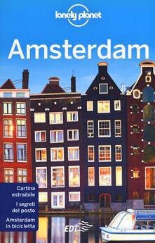 Letterarioprimopiano.it Amsterdam. Con carta estraibile Image