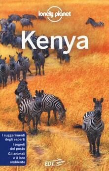 Kenya - Anthony Ham,Shawn Duthie,Anna Kaminski - copertina