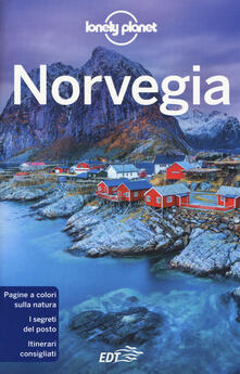 Norvegia - Anthony Ham,Oliver Berry,Donna Wheeler - copertina