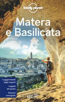 Matera e la Basilicata - Remo Carulli - copertina