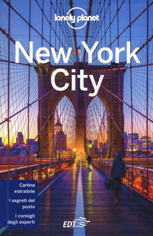 New York City. Con carta estraibile - copertina