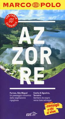 Steamcon.it Azzorre. Con Carta geografica ripiegata Image