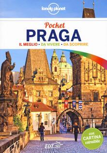 Praga. Con carta estraibile - Marc Di Duca,Mark Baker,Neil Wilson - copertina