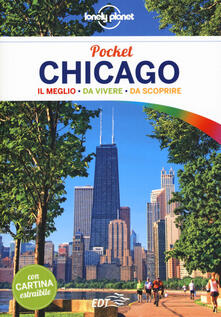 Chicago. Con carta estraibile - Karla Zimmerman - copertina