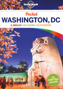 Washington, DC. Con carta estraibile - Karla Zimmerman - copertina