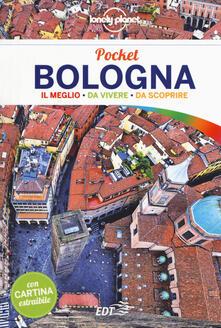 Bologna. Con cartina - Adriana Malandrino - copertina