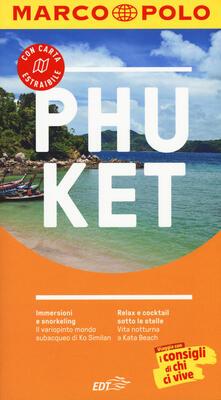 Phuket. Con carta estraibile - Mark Markand - copertina