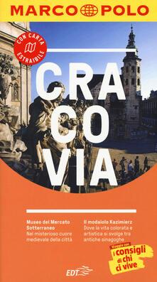 Antondemarirreguera.es Cracovia. Con carta estraibile Image