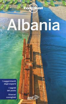 Albania - Luigi Farrauto,Piero Pasini - copertina