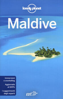 Maldive - Tom Masters - copertina