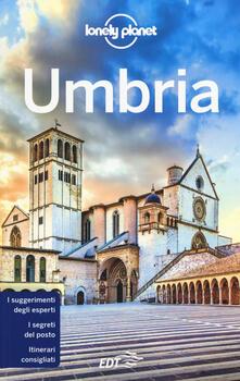 Umbria - Remo Carulli,Anita Franzon - copertina