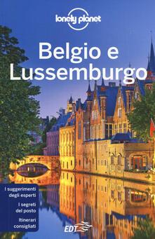 Belgio e Lussemburgo - Mark Elliott,Catherine Le Nevez,Helena Smith - copertina