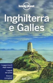 Inghilterra e Galles - copertina