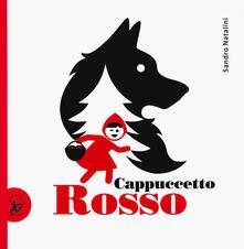 Cappuccetto Rosso. Ediz. a colori - Sandro Natalini - copertina