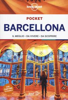 Barcellona. Con carta estraibile - Catherine Le Nevez,Sally Davies - copertina