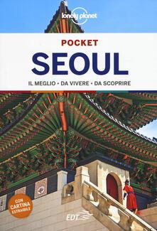 Seoul. Con cartina estraibile - Thomas O'Malley,Phillip Tang - copertina