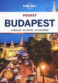 Filmarelalterita.it Budapest. Con cartina estraibile Image