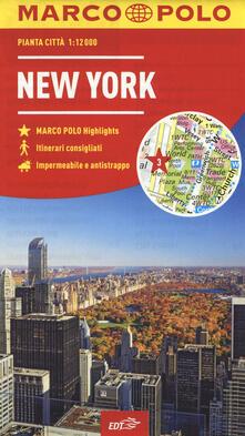 New York 1:12.000 - copertina