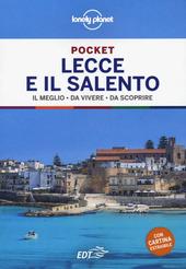 Copertina  Lecce e il Salento pocket : il meglio, da vivere, da scoprire