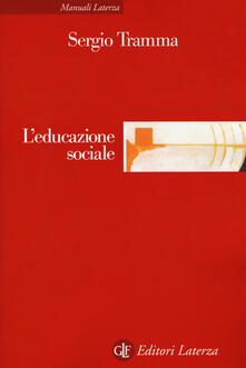 L educazione sociale.pdf