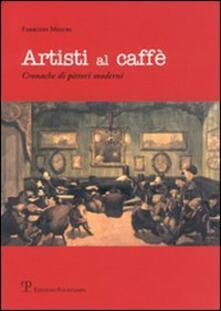 Winniearcher.com Artisti al caffé. Cronache di pittori moderni Image