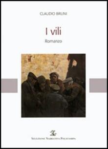 I vili - Claudio Bruni - copertina
