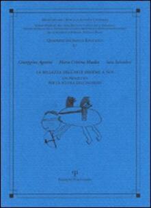 La bellezza dell'arte insieme a noi. Un progetto per la scuola dell'infanzia - Giuseppina Agostini,Maria Cristina Masdea,Sara Salvadori - copertina
