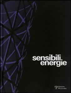 Sensibili energie - copertina