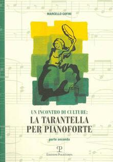 Lpgcsostenible.es Un incontro di culture: la tarantella per pianoforte. Vol. 2 Image