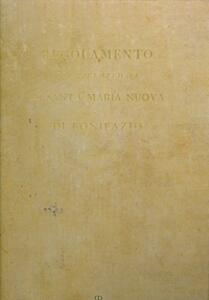 Regolamento dei regi spedali di Santa Maria Nuova e di Bonifazio
