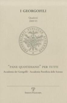 Antondemarirreguera.es I Georgofili. Atti della Accademia dei Georgofili. Vol. 6 Image