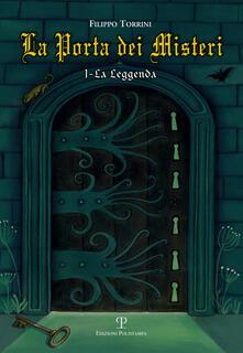 La leggenda. La porta dei misteri. Vol. 1.pdf