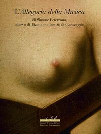 L' allegoria della musica di Simone Peterzano allievo di Tiziano e maestro di Caravaggio