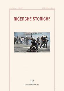Ricerche storiche (2014). Ediz. multilingue. Vol. 1.pdf