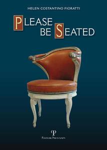 Please be seated. Ediz. illustrata