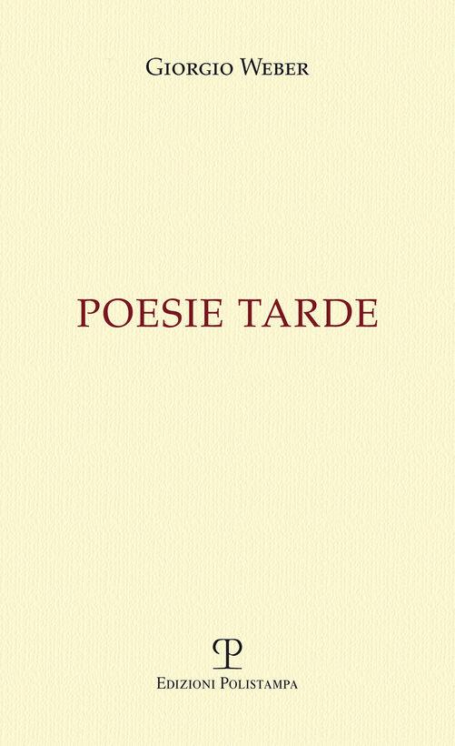 Poesie tarde